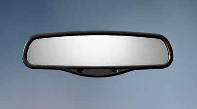 Mirror, Rear View, Auto-Dimming