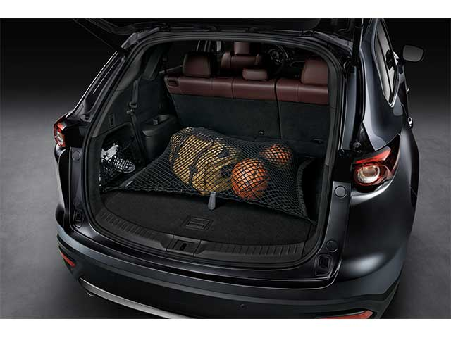 Cargo Net, Floor Kit - Mazda (0000-8K-N21)
