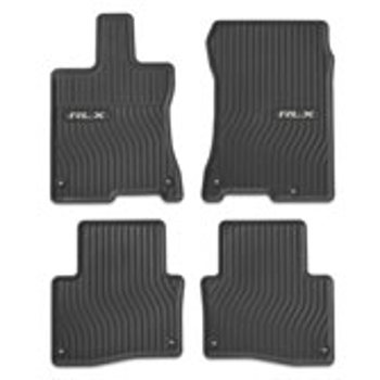 Floor Mat, All-Season, Awd