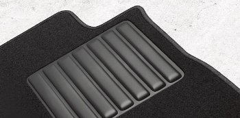 Floor Mats, Carpet - Nissan (999E2-C3000)