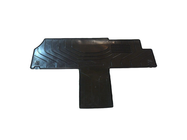 All Weather Floor Mats, Front, Black