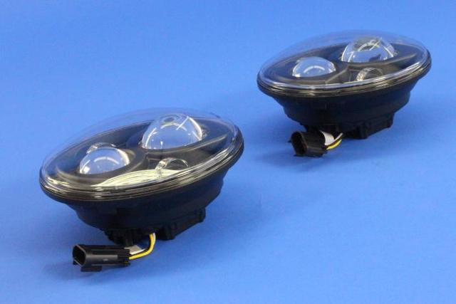 Lights, Headlamps - Mopar (82214333AB)