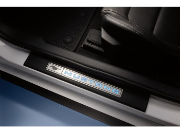 Door Sill Plates, Illuminated - Ford (FR3Z-63132A08-AA)