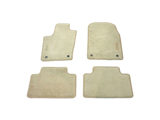 Mat Kit-Front & Rear - Mopar (6SW76HL1AA)