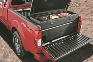 Exceptional ... Bed Tool Box, Sliding For Use W/Utili Track