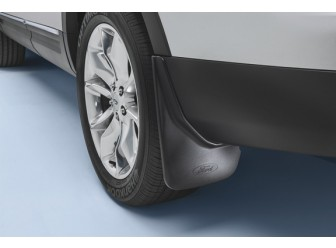 Splash Guards, Molded Rear - Ford (BB5Z-16A550-BB)