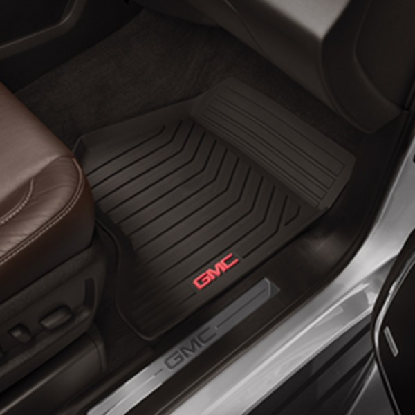 Floor Mats, All Weather, Front - GM (23452755)
