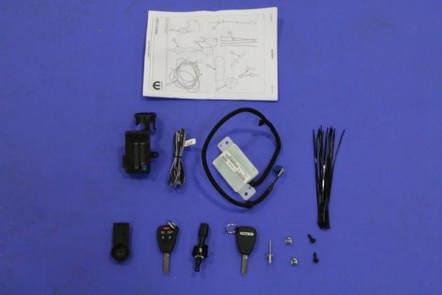 Chrysler Genuine 82214425 Remote Start Installation Kit