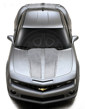 Exterior Trim, Rally Stripe Package - GM (92225517)