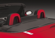 Seat Back Bar Covers