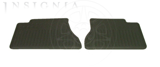 Floor Mats, All-Weather, Rear - GM (88987085)