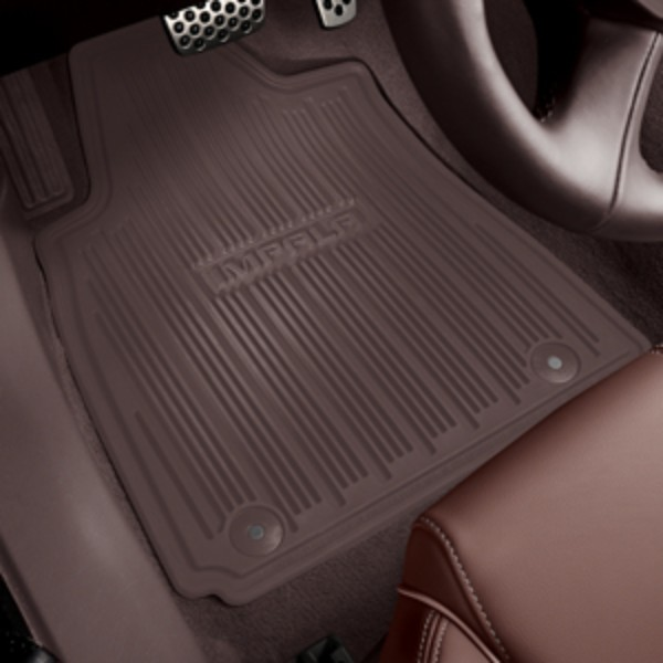 Floor Mats, All-Weather - GM (23246361)