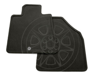 Floor Mats, Carpet, Front - GM (19257152)