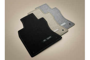 Floor Mats, Carpeted (K-Stone Interior)