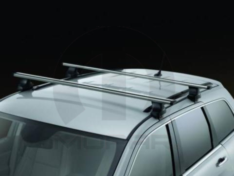 12-14 Jeep Grand Cherokee WITHOUT FACTORY SIDE RAILS Thule Removable Roof Rack