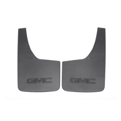 Splash Guards, Rear, Flat, Gmc Logo - GM (19213394)