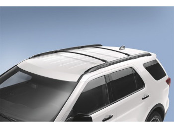 Roof Cross Bars - 2pc Kit