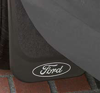 Splash Guards, Flat - Ford (XF2Z-16A550-AC)