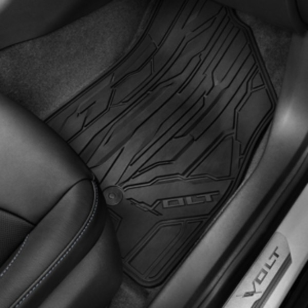 Floor Mats, All-Weather - GM (23201124)