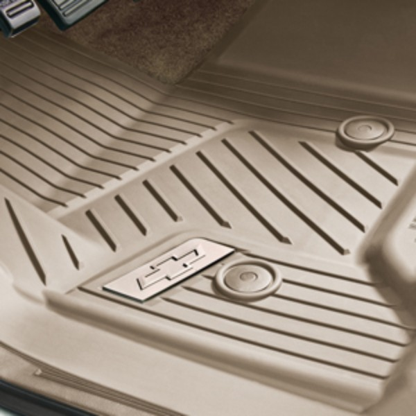 Floor Liner, All-Weather, Front (W/O Shifter)