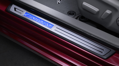 ILLUMINATED DOOR SILLS SET-CAMRY