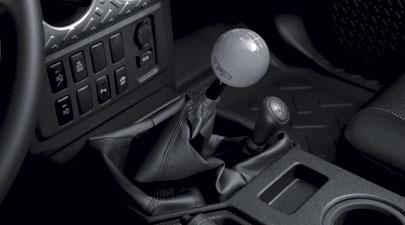 TRD Shift Knob | 6 Speed | FJ Cruiser & Tacoma - Toyota (PTR26-35060)