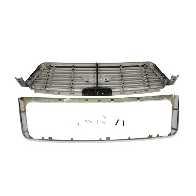 Grille Assembly Radiator Ford 8l3z 8200 Bptm