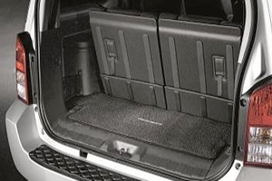 Carpeted Cargo Mat (Charcoal)