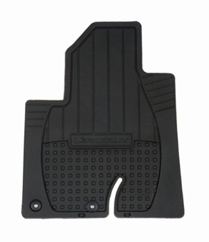 Floor Mats, All Weather 3rd Row