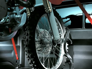 Cargo, Motorcycle Wheel Guide