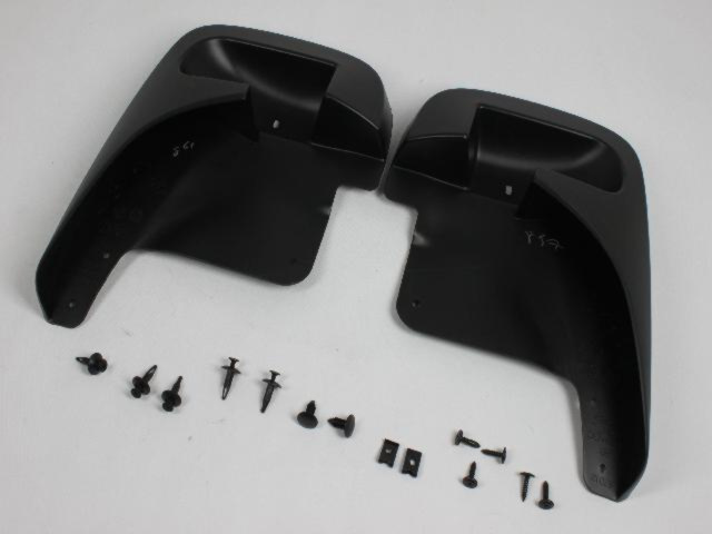 Splash Guards, Molded, Front - Mopar (82208514)