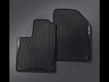 CHRYSLER 200 RUBBER SLUSH MAT KIT
