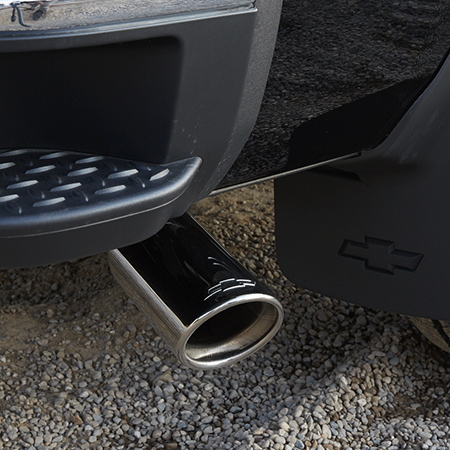 2017 Colorado Performance Exhaust  With 3.6L V-6 (Lwb)