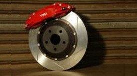 Trd, High Performance Brake Kit