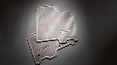 Floor Mats, Carpet - Toyota (PT206-08111-13)