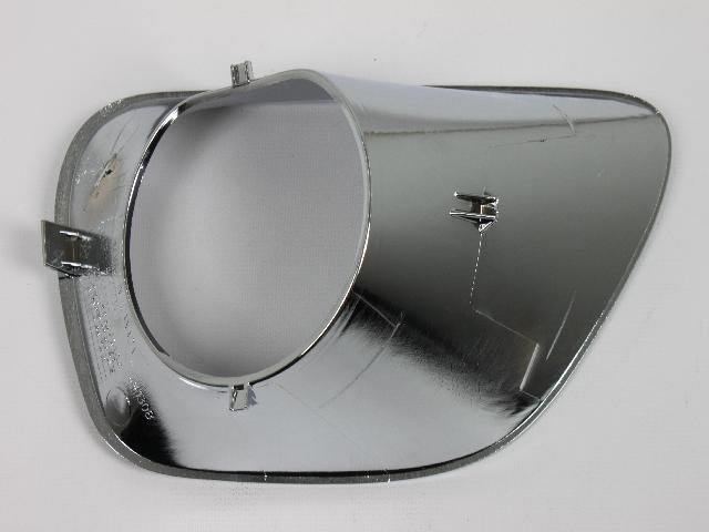 Decor Kit, Front Bumper - Bezel, Fog Lamp