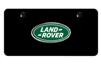 License Plate, Land Rover Logo - Land-Rover (LR007529)