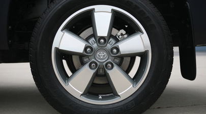 ALLOY WHEELS - CARVED 20IN - Toyota (PT533-34070)