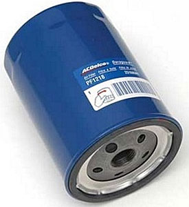 PF1218 Oil Filter - GM (25160561)
