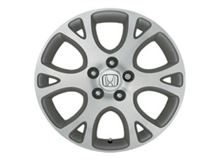 "Wheel, Alloy (S6-SE1 17"") - Honda (08W17-SDB-103A)"