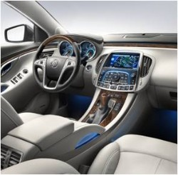Interior Ambient Lighting - GM (20998862)