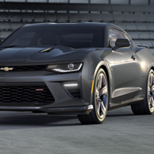Appearance For 2017 Chevrolet Camaro