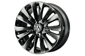 19-In Chrome-Look Alloy Wheels - Acura (08W19-TY2-200A)