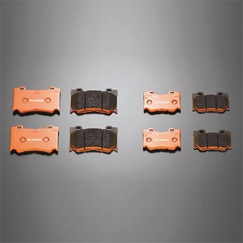 Brake Pads, Rear - Nissan (D4060-1EA01)
