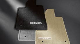 Sequoia Floor Mat Pass-Thru Brown