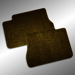 Floor Mats, All-Weather, Rear - GM (19300743)