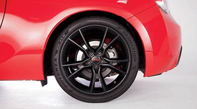 TRD Performance 18 In. Alloy Wheel Front