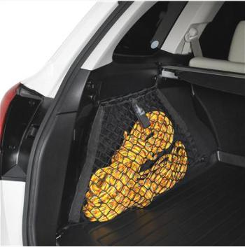 Cargo Net, Rear Side Compartment