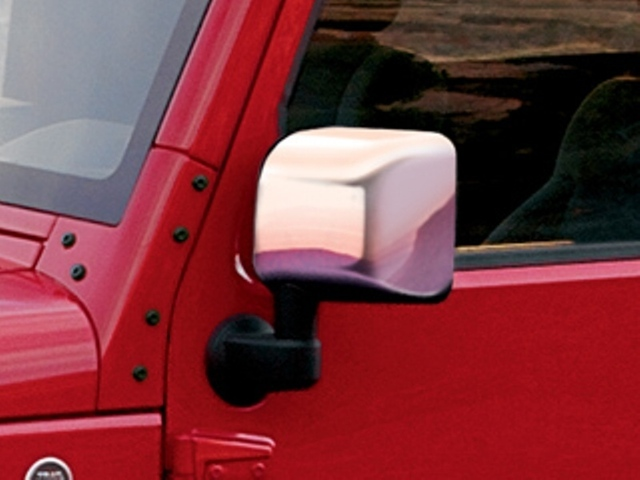 Chrome Mirror Covers
