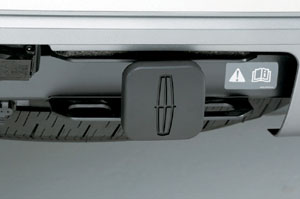 Trailer Hitch, Receiver Cover